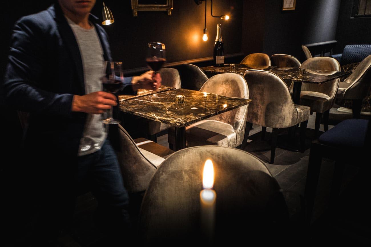bar à vin le Salon Français à Annecy