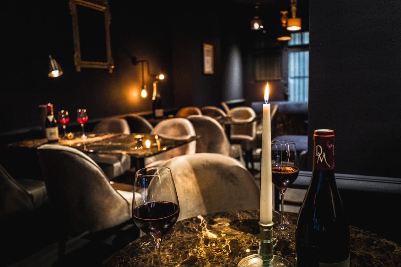 Meilleurs Crus au verre - bar à vin le Salon Français à Annecy