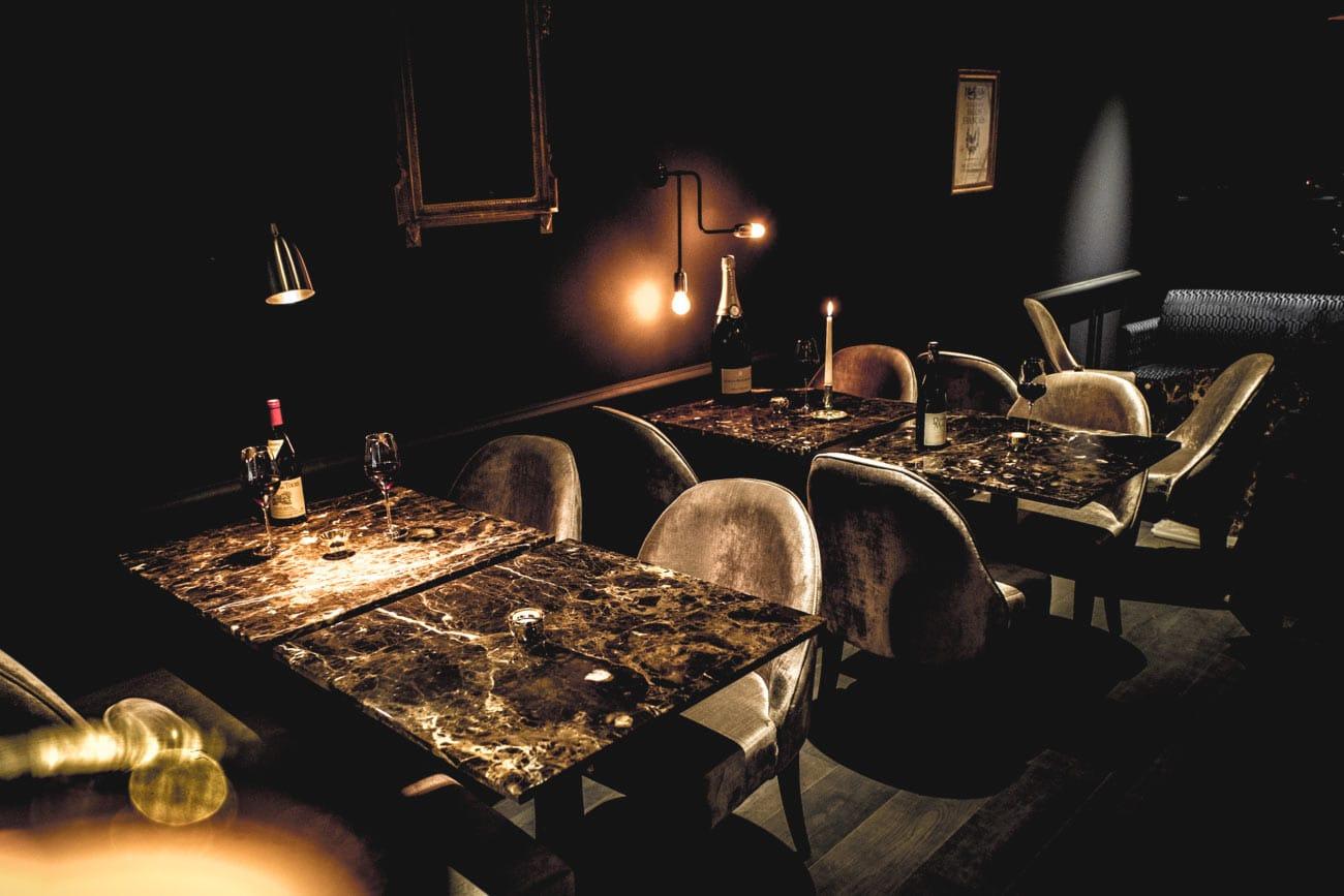 Amniance cosy, bar à vin le Salon Français à Annecy
